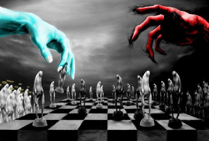 dios y el diablo no existen