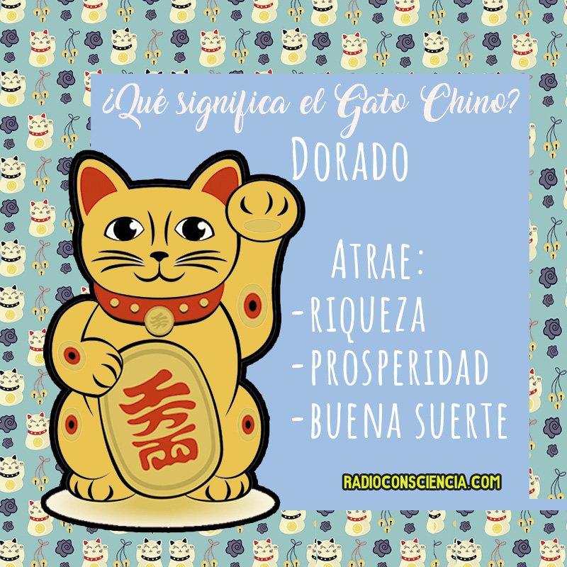 Gato Chino-SUERTE
