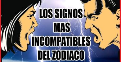 Signos Incompatibles