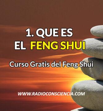 Qué es el feng shui