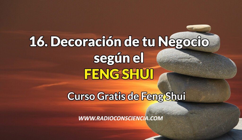 decoración feng shui