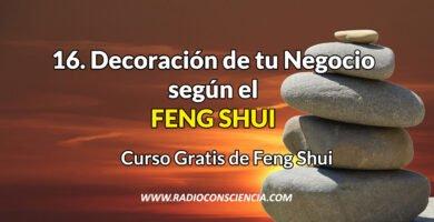 decoración feng shui