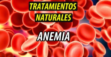 TRATAMIENTO NATURAL ANEMIA