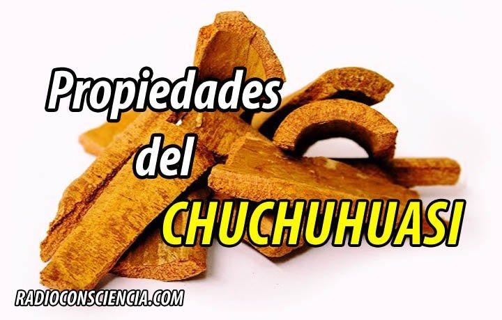 PROPIEDADES chuchuhuasi planta