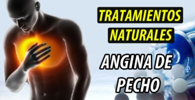 TRATAMIENTO NATURAL ANGINA DE PECHO