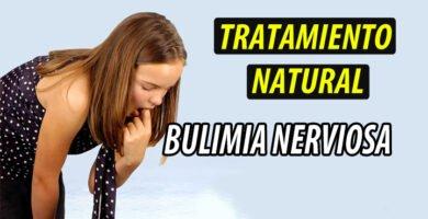 TRATAMIENTO NATURAL BULIMIA NERVIOSA