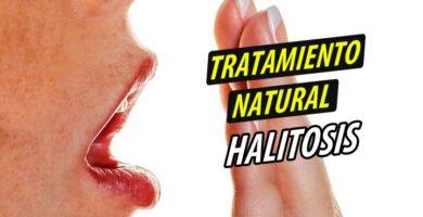 TRATAMIENTO NATURAL HALITOSIS