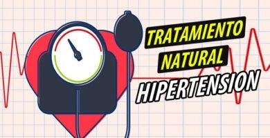 TRATAMIENTO NATURAL HIPERTENSION