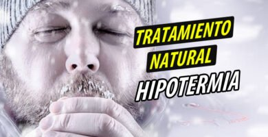 TRATAMIENTO NATURAL HIPOTERMIA