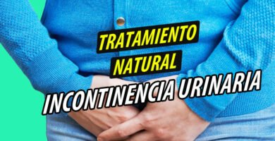 TRATAMIENTO NATURAL INCONTINENCIA URINARIA