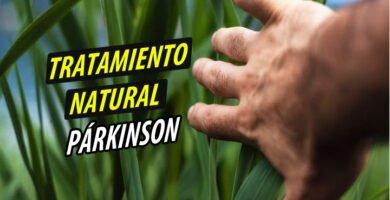 TRATAMIENTO NATURAL PÁRKINSON