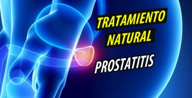 TRATAMIENTO NATURAL PROSTATITIS