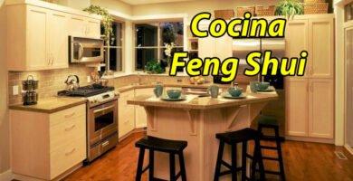 cocina feng shui decorar
