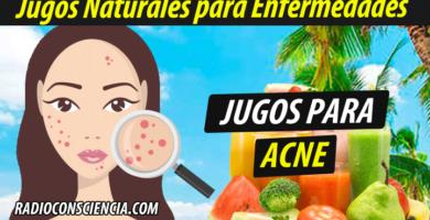 jugos-para-acne