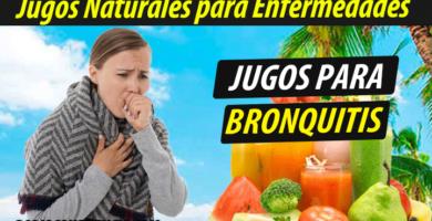 jugos-para-bronquitis Jugoterapia