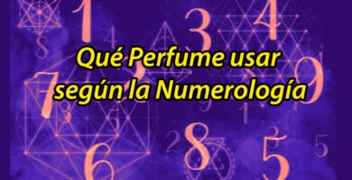 perfume usar numerologia atraer pareja