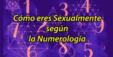 sexualmente numerologia