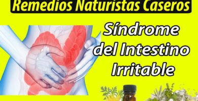 REMEDIOS NATURISTAS CASEROS INTESTINO IRRITABLE
