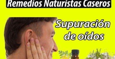 Remedios Caseros para la Supuración de oídos