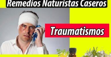 Remedios Caseros para los Traumatismos