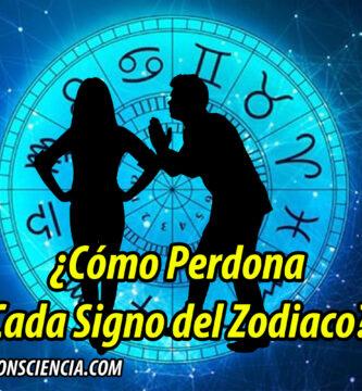 como perdona cada signo zodiaco