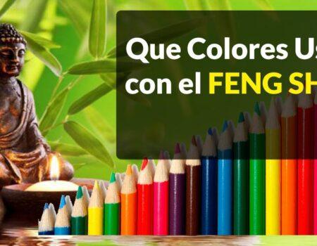 Colores ideales para pintar según el Feng Shui