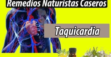 REMEDIOS NATURISTAS CASEROS taquicardia