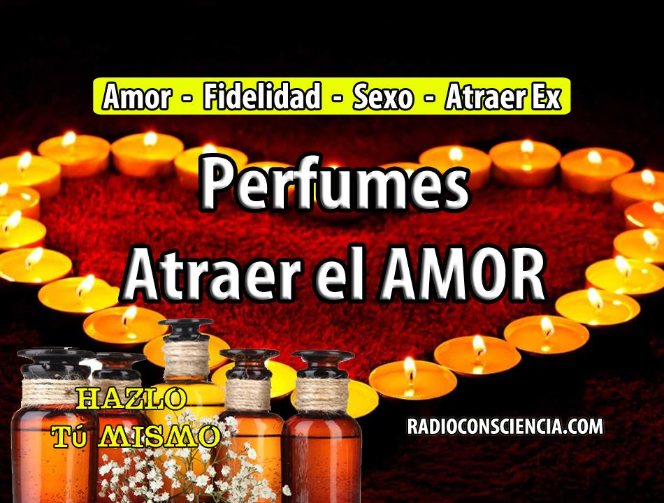 Perfume para Atraer el Amor