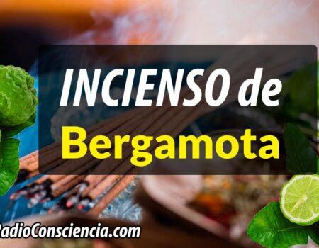 Propiedades Mágicas del Incienso de Bergamota