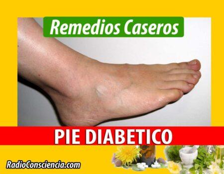 Remedio para el Pie Diabético