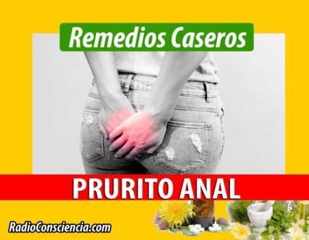 Remedio para el Prurito Anal