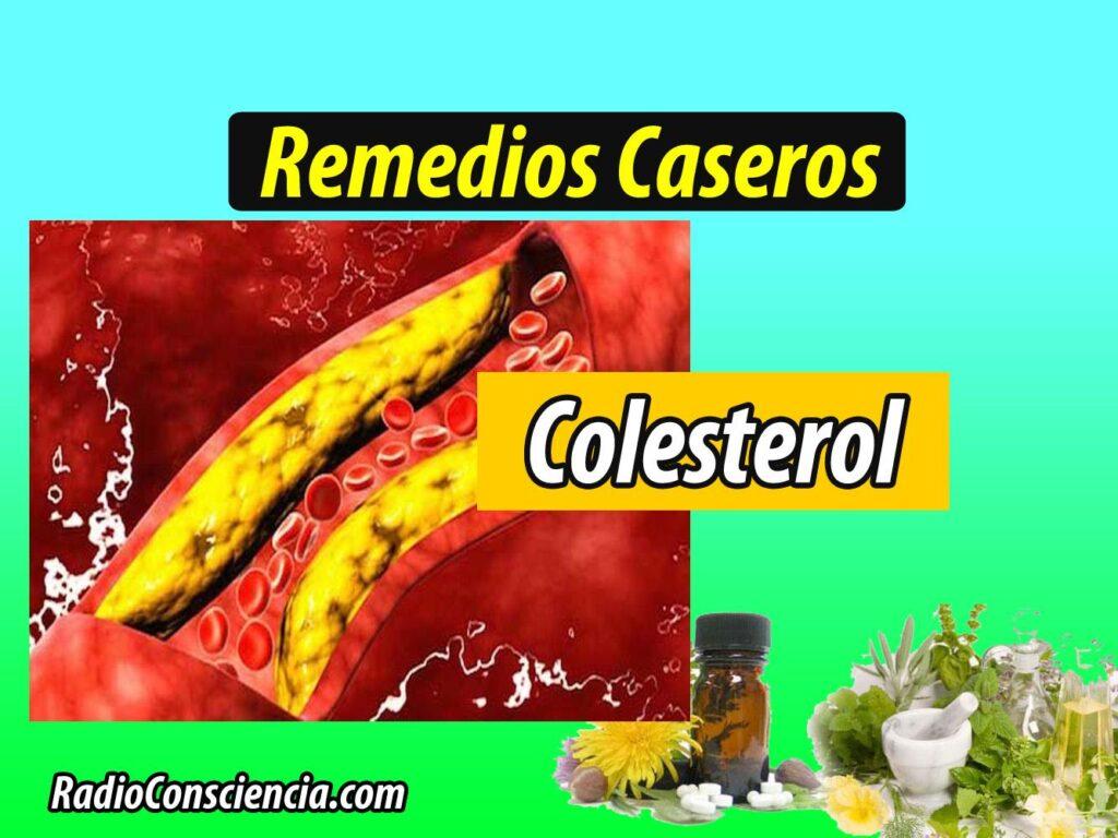 Remedio para el Colesterol elevado