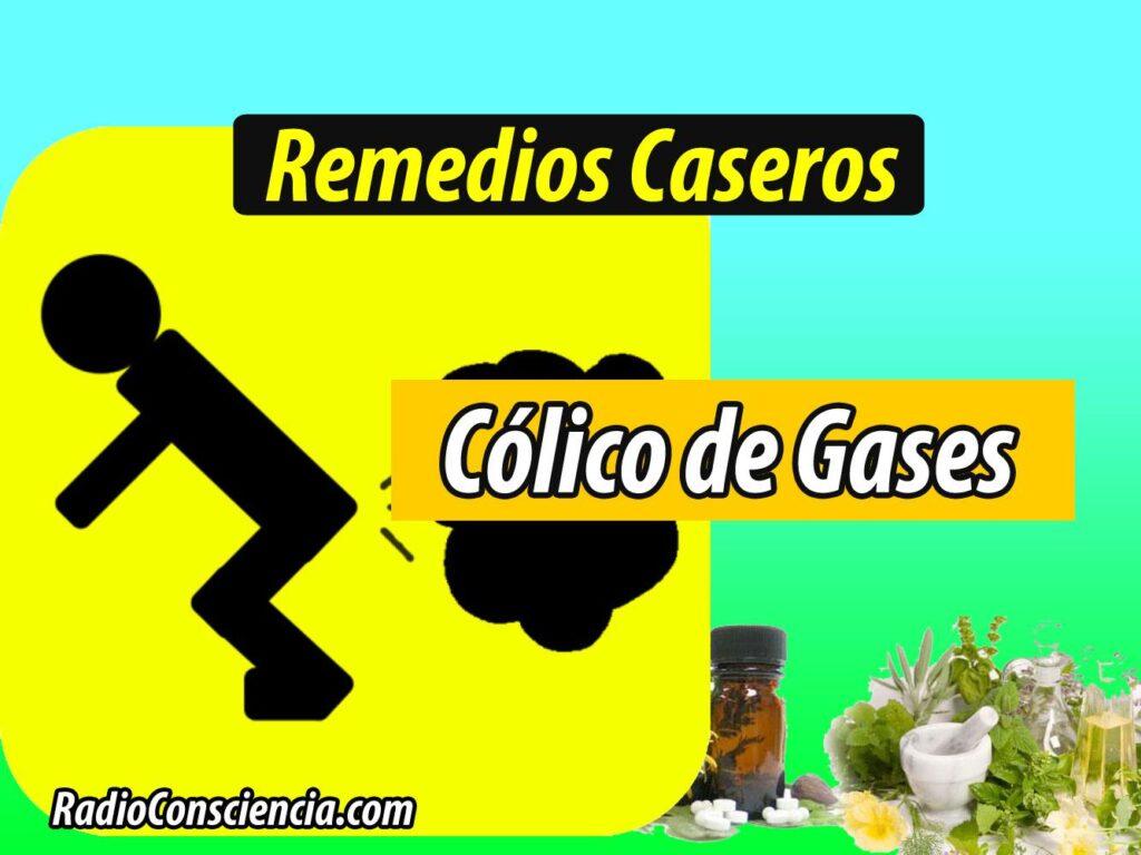 Remedio para elColico de gases
