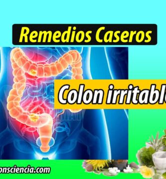 Remedio para el Colon irritable