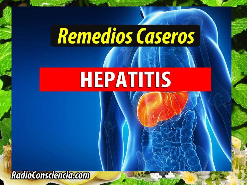 Remedio para la Hepatitis