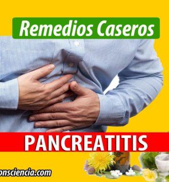 Remedio para la Pancreatitis