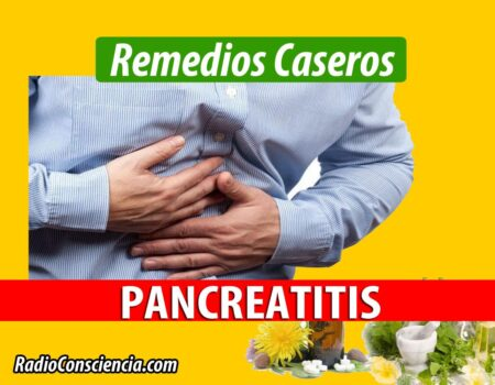 Remedio para la Pancreatitis