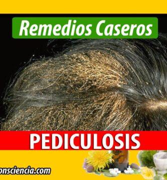 Remedio para la Pediculosis