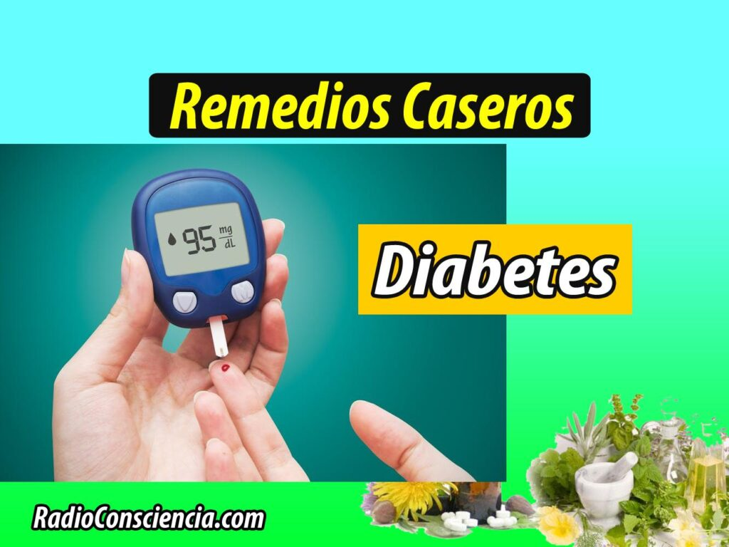 Remedio para la Diabetes